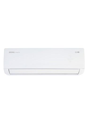 Sigma Sigma Comfort Sgm24Invdms A++ 24000 Btu Inverter Duvar Tipi Klima Beyaz